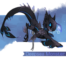 Deepsea Monster by NebNomMothership