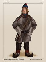 Historically Accurate Kristoff by Wickfield