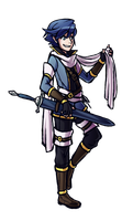 Alternate Inigo by PrinceofSpirits