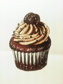 Cupcake by marilynsinister