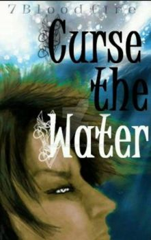 Curse the Water - Book Cover Design by 7Bloodfire