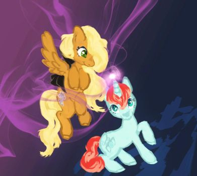 Thespian Ponies by Kissingwithjohn