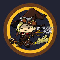 Witch Mercy by Agito666
