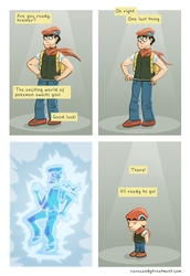 Baby Steps by BummerForShort