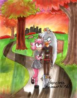 Contest: Stroll Home by hopelessromantic721