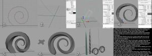 Request: Horn Tutorial in Maya by Tiwyll