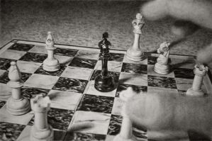 Checkmate by LukeGraber