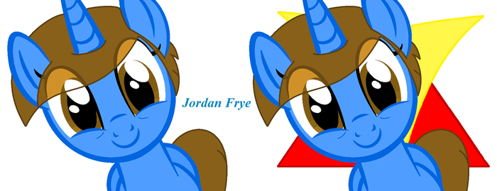 Jordan's Happy by Lpswolfblood69