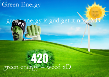 Green Energy by abogadoes