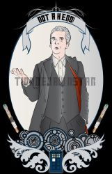 Paging Doctor Capaldi by TionneDawnstar