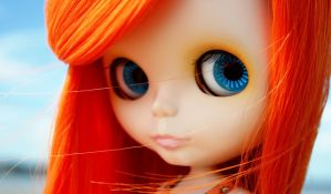 Beach Clementine by wedgielou