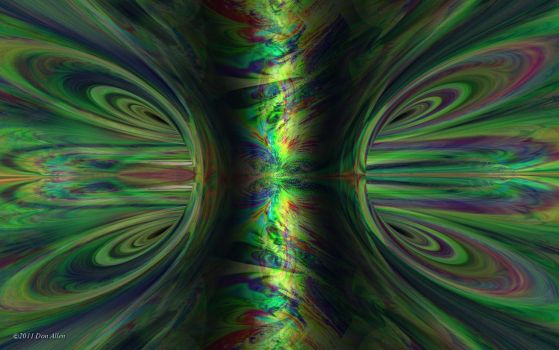 Fractal Dimensions 4 by Don64738