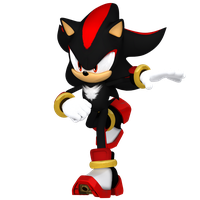 Shadow the hedgehog Skating Render by JaysonJeanChannel