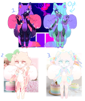 .:Aesthetic Adopts:. (Flatsales!) by Duchessun