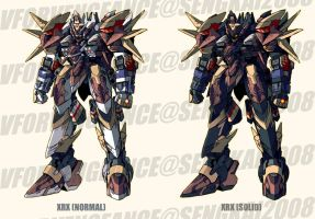 SRW OG: XRX series- XRX by vforvengeance