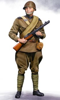 Soviet guard by anderpeich