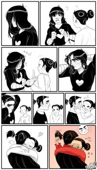 Pucca: TT Page 12 (END) by LittleKidsin