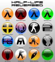 Half-Life Reversed pack by firba1