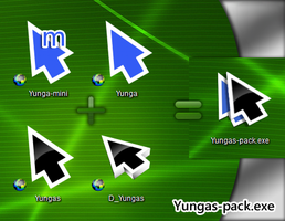 Yungas-pack - 4 in 1 by tchiro