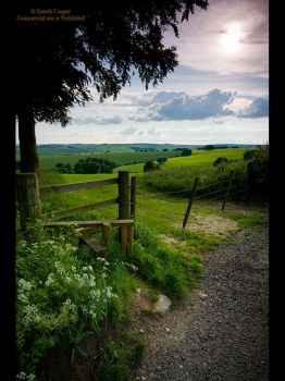 Wiltshire Vista by GMCPhotographics