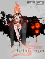 [CLOSED] Adopt auction - The Lightkeeper by DeyMara
