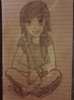 Vic Fuentes by KaileyAesthetic