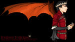 It's Good To Be King by LieutenantDeath