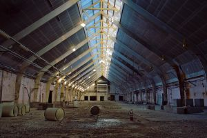Factory hall by xNatje