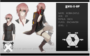 [LEVEL-x-UP] Robin Exitus by p-cyril