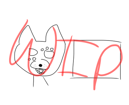OwO what could this be?? WIP by TrashyLazuli