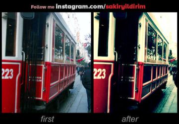Old Photo Action by sakiryildirim
