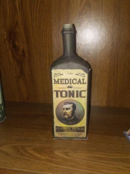 Precision Papercraft's Bioshock In Medical Tonic by RJB13