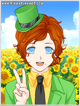 Holiday Boy: St. Patrick by UsagiAngelRabbit