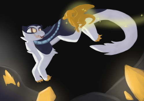 Sparkle Sparkle by Whalewings