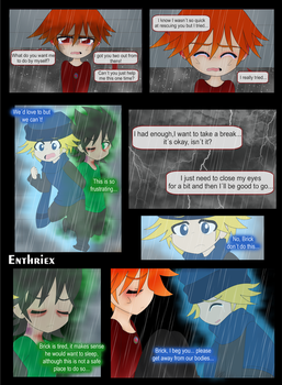Chapter 0: Disruptive Trial pg 17 by Enthriex
