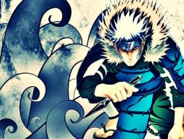 The Second Hokage Wallpaper by drop--dead--gorgeous