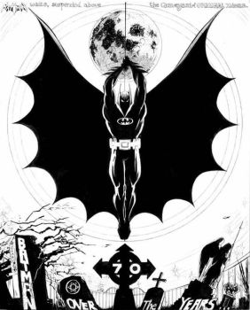 Trevor Von Eeden Club Batman 2009 by Club-Batman