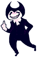 Bendy says- by afroclown