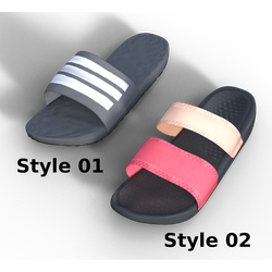 Sandals 01 and 02 for G8F by amyaimei