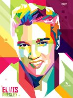 ELVIS WOOD PRESLEY by opparudy