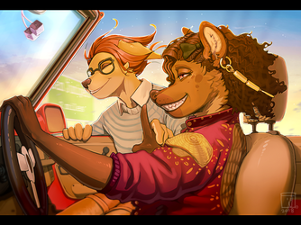 San junipero by janjin192