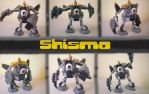 Mixel Mixes:Shismo by Trimondius01