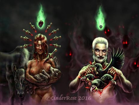 Blood Brothers by CinderR0SE