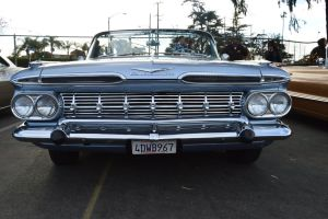 1959 Chevrolet Impala Convertible by Brooklyn47