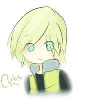Pkmn: Curtis Doodle by whimsilli