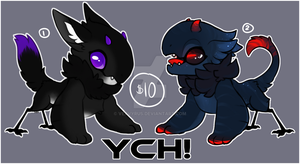 Jolle YCH! by VexVyrus