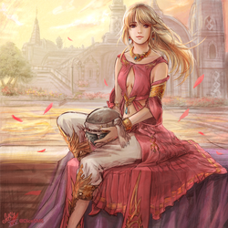 FF14 - Lyse by Dice9633