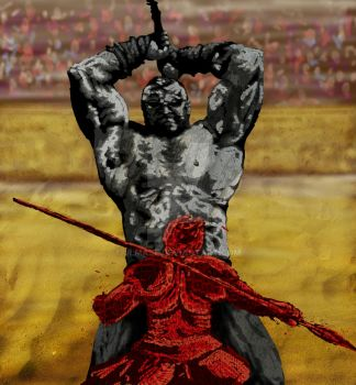 The Mountain and the Red Viper by JLMaze
