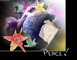 Peace by Ariad-Arts