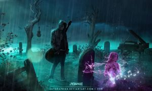 Final Melodies by JayGraphixx